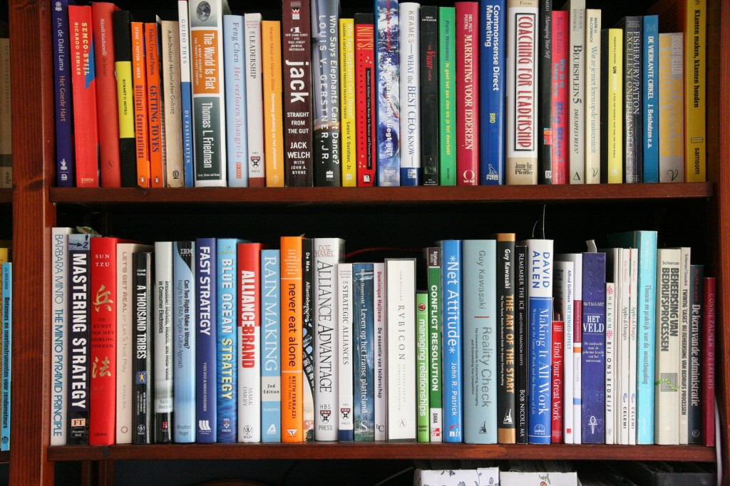 Reading List With Books And White Papers On Alliances Related Topics
