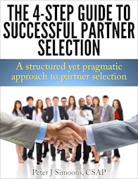 4-step guide to successful partner selection