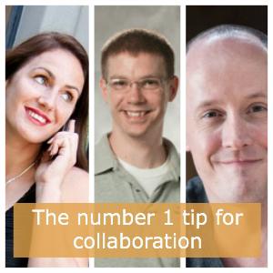 cbp34 - number 1 tip for collaboration