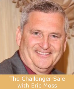 CBP-57 The Challenger Sale with Eric Moss
