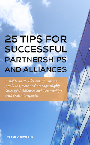 25 tips for successful partnerships and alliances