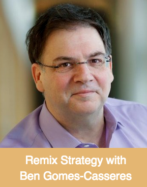 Remix Strategy with Ben Gomes-Casseres