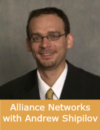 Alliance Networks with Andrew Shipilov