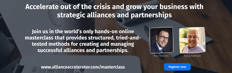 Online Alliance Masterclass